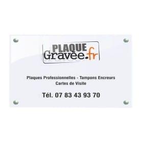 Plaque Plexiglass 25 x 15 cm
