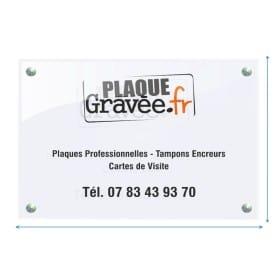 Plaque Plexiglass sur mesure