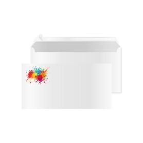 Enveloppes DL couleur par 100