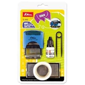 Kit tampon D-I-Y Shiny pour textile
