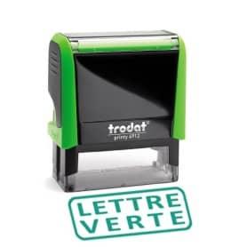 Trodat X-Print Lettre Verte