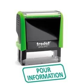 Trodat X-Print Pour Information