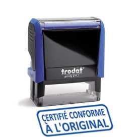 Trodat X-Print Certifié Conforme