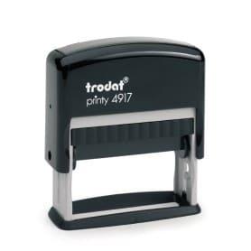 Trodat Printy 4917 - 50x10 mm / 2 lignes