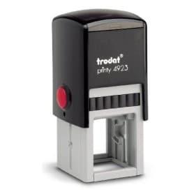 Trodat Printy 4923 - 30x30 mm / 6 lignes