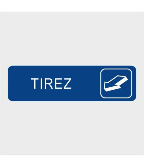 Tirez (horizontal)