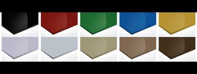 Coloris-Aluminium
